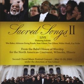 2th Annual Baha'i Choral Festival Devotional Concert - CD