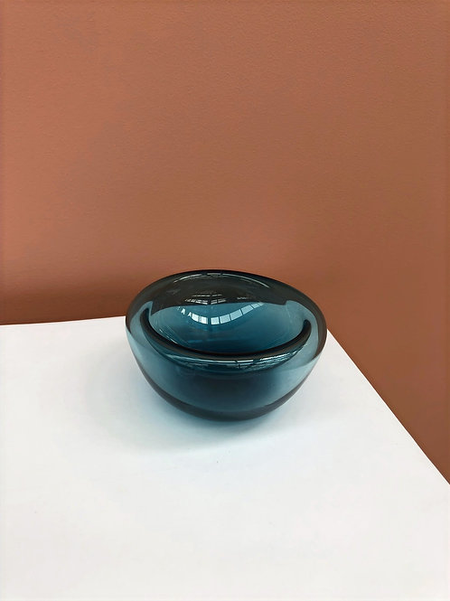 Saucy Bowl in Steel - Small -