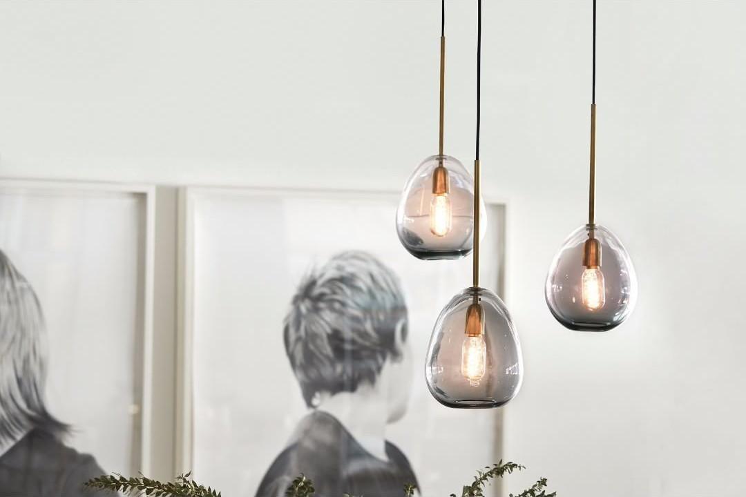 Piper pendant light designed by Jardan