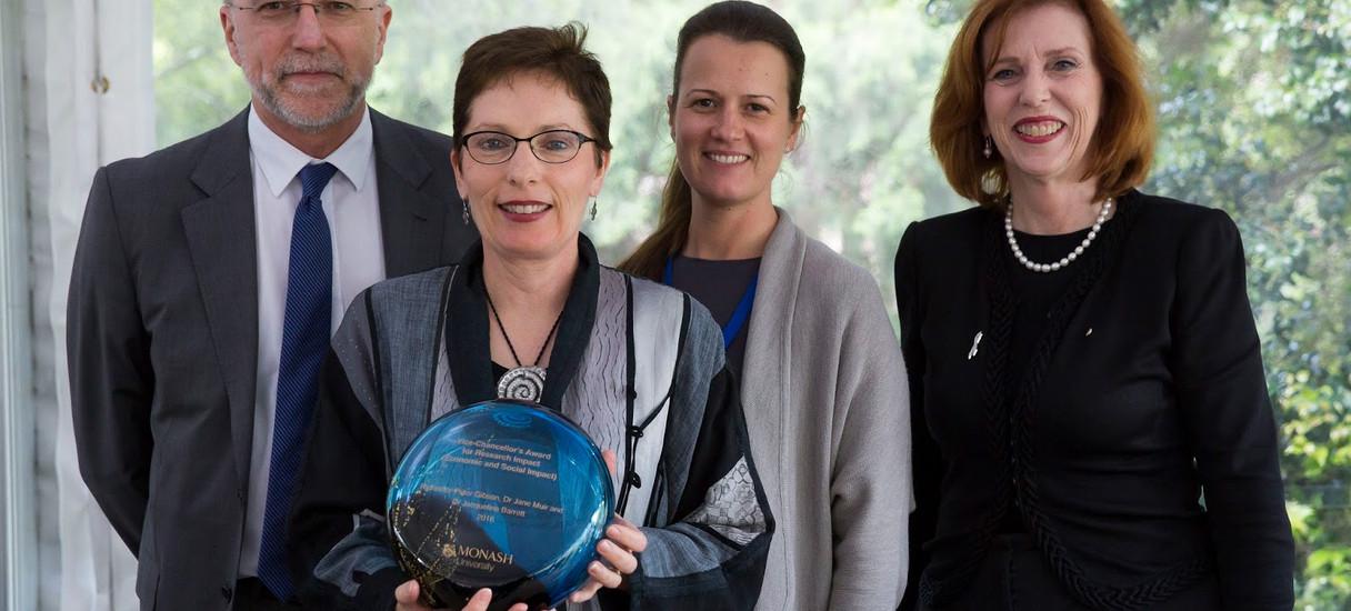 Monash University Vice Chancellor Awards