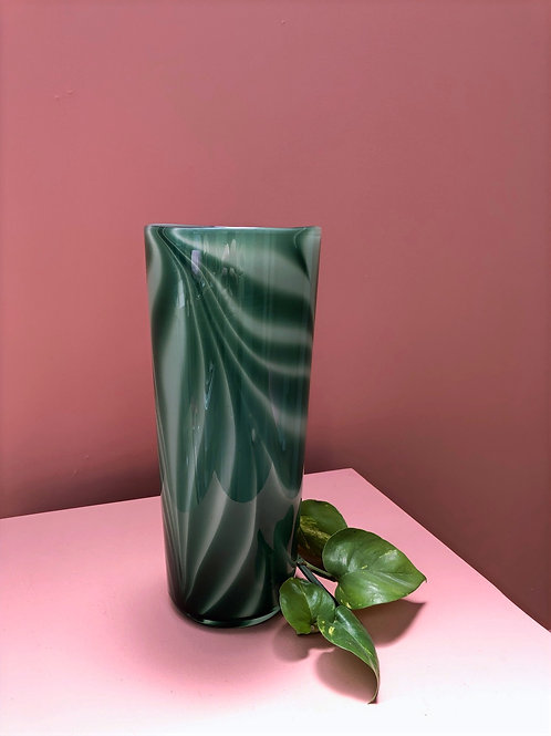 Foliage Vase in Forest