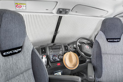 41[INT]-Escape-Pleated-Windscreen-Blind-(Part-of-Comfort-Pack)-[SWIFT]