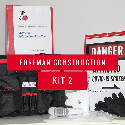 FOREMAN CONSTRUCTION KIT 2
