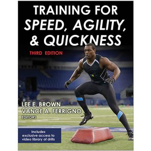 *Training for Speed, Agility & Quickness SKU: 1248623