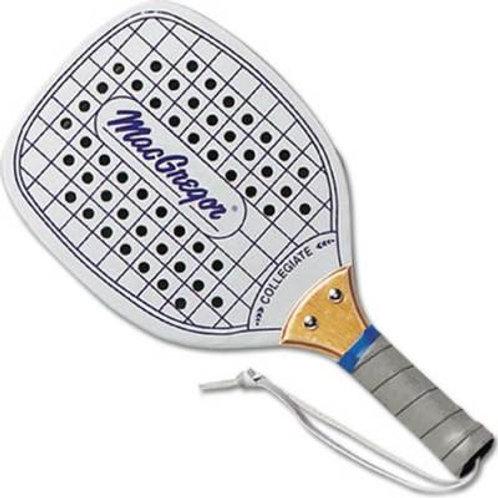 *MacGregor Collegiate Paddleball Racquet SKU# MSPBRDLX