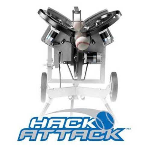 *Junior Hack Attack - Baseball Pitching Machine SKU# 1384029