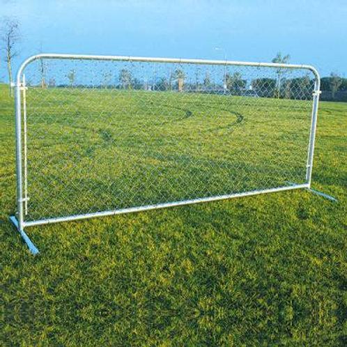 *Portable Chain Link Fence Panels SKU# 1149432