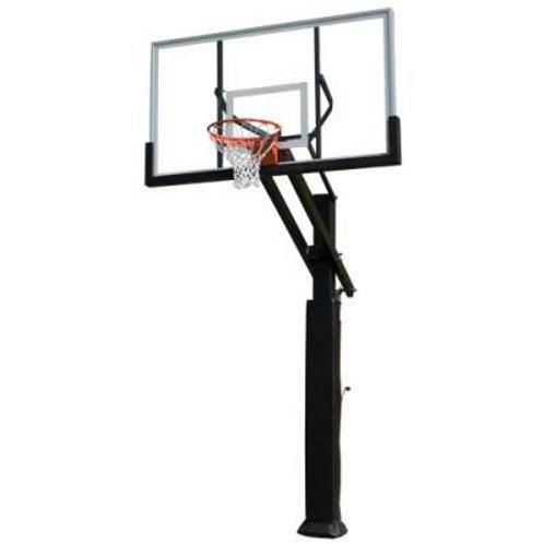 *Grizzly Adjustable Basketball System SKU# 1291247
