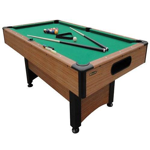 "*Dynasty 78"" Pool Table SKU: 1375125"