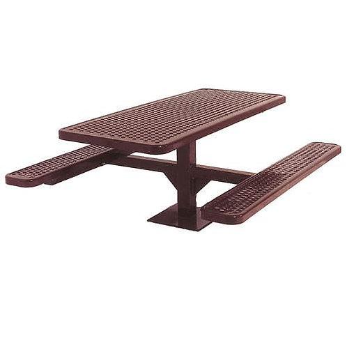 Rectangular Pedestal Table SKU# 1275544