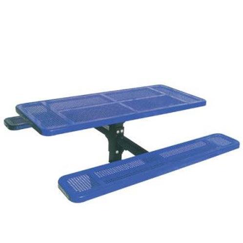 Rectangular Pedestal Table SKU# 1275537