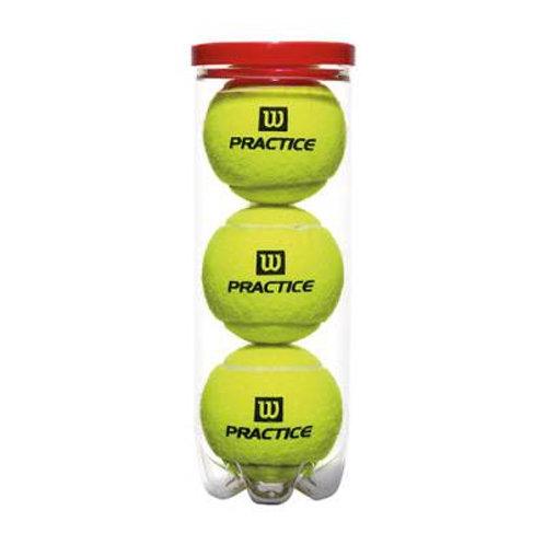 Wilson Practice Tennis Ball - Can SKU# MTWILBAL