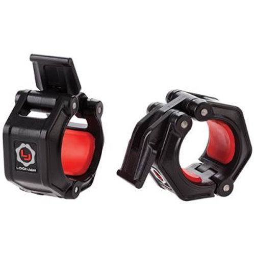 *Lock-Jaw Olympic Collar - Black Pair SKU: 1379947