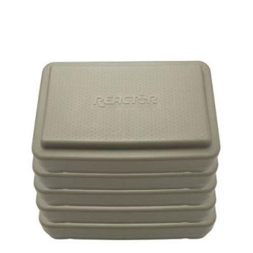 "Champion Barbell 5 Pack of Grey 6"" Steps SKU# 1292640"