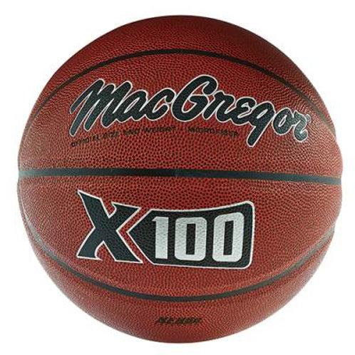 "*MacGregor® X100 Indoor Basketball 29.5"" SKU# MCX100XH"