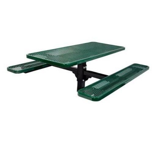 Rectangular Pedestal Table SKU# 1275551