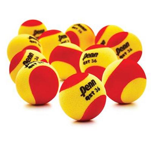 Penn QST 36 Foam Tennis Ball-Dzn SKU# 1451697