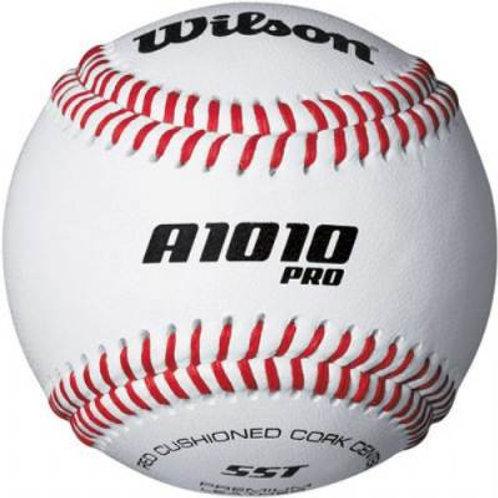 Wilson Baseball - Flat Seam Doc. SKU# 1385405