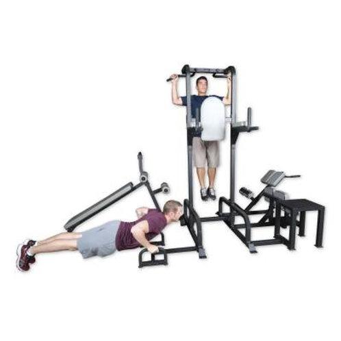 *Champion Barbell® MultiFit Workout System SKU# 815002