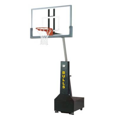 *Bison Club Court Portable Basketball Systems SKU# 1299373