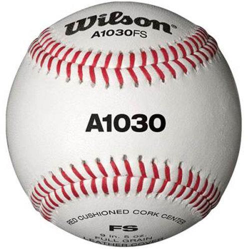 *Wilson Practice Baseball - Flat Seam  Dzn.SKU# 1385406