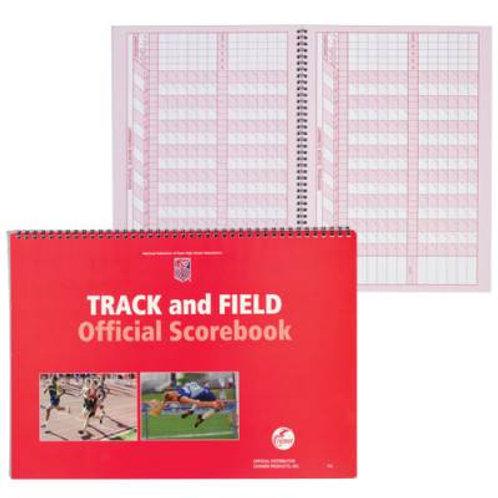 *Cramer Track/Field Scorebook SKU# 1372413