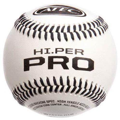 *ATEC Hi.PER Pro Leather Machine Baseballs Dzn.SKU# 1383988