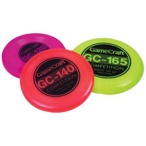 Gamecraft Competition Discs 165g SKU# MSDIS165Y