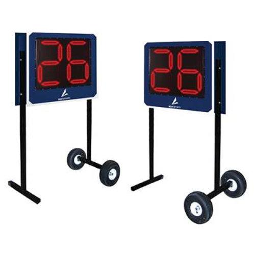 *Lacrosse Shot Clock Stands pair
