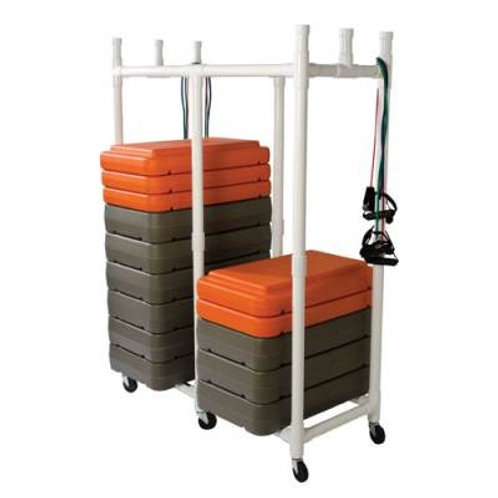 Fitness Step Cart SKU# 1188332