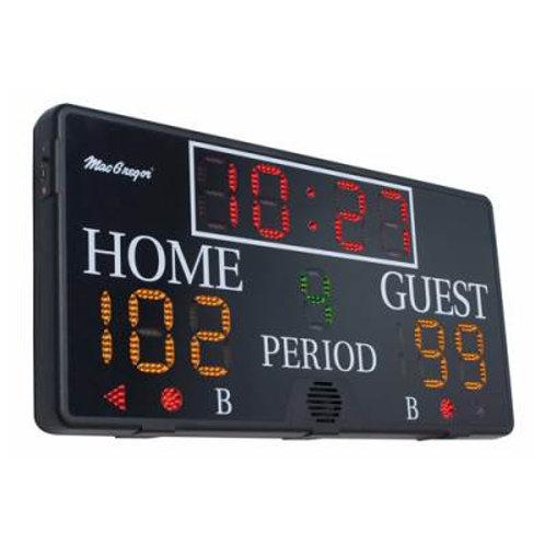 *MacGregor 4' x 2' Multisport Indoor Scoreboard SKU# SK3048