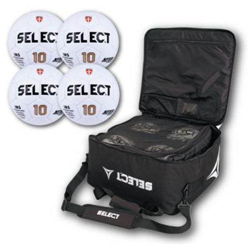 *Select Match Day Bag w/ 4 Numero 10's SKU# 1348583