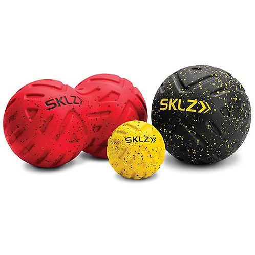 "SKLZ Recovery Massagers 5"" Targeted Massage Ball - Black SKU# 1395621"