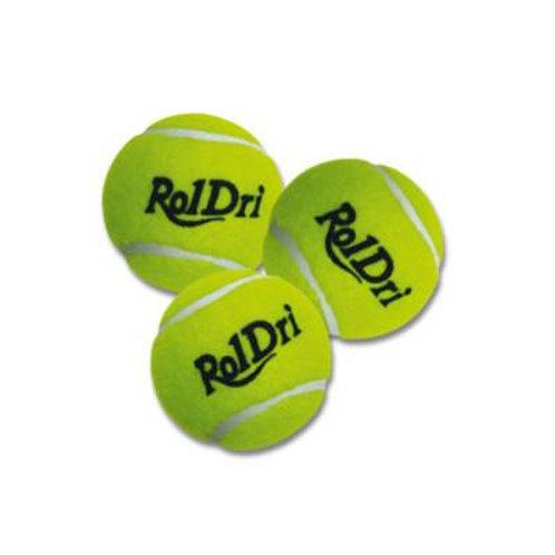 Rol-Dri® Pressureless Tennis Balls SKU# 1704XXXX