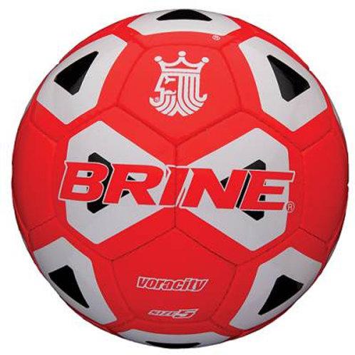 *Brine Voracity Soccerball Rd/WhBk SKU: 1390137