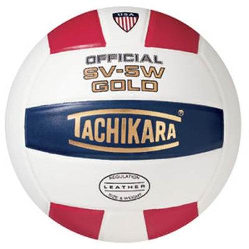 *Tachikara® SV-5W Gold Volleyball SKU# 1050912