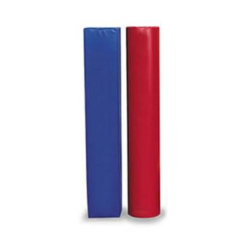 "Protective Post Pads - StockUp to 4 1/2"" O.D. Post - Red SKU# 1362696"