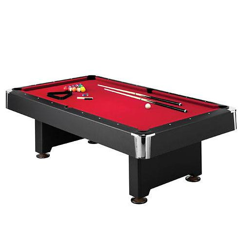 * Donovan 8' Slate Pool Table SKU: 1276497