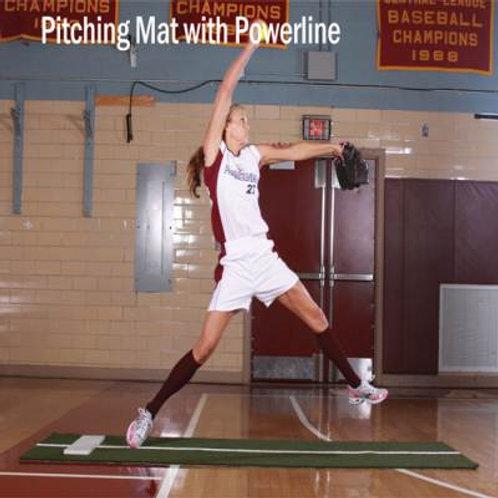 *ProMounds Jennie Finch Pitching Mat SKU# 1266016