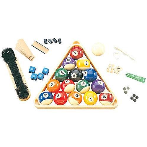 *Billiard Starter Kit SKU: 1393107