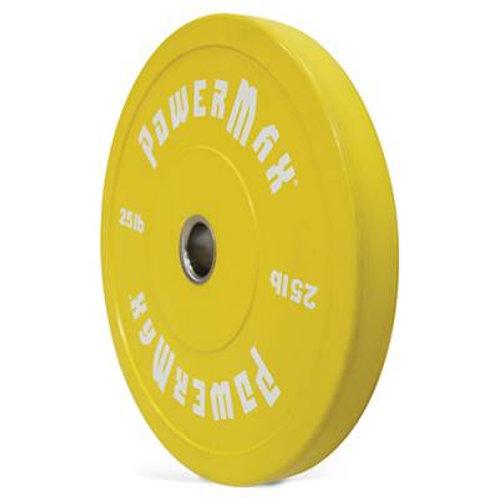 *PowerMax Colored Rubber Bumper Plates SKU# 1375515