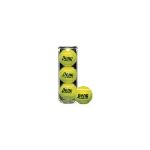 *Penn Practice Tennis Balls - Case