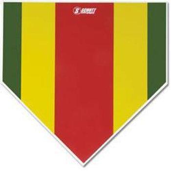 Schutt Strike Zone Home Plate SKU# 1058741