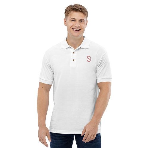 White Polo Shirt Sojo