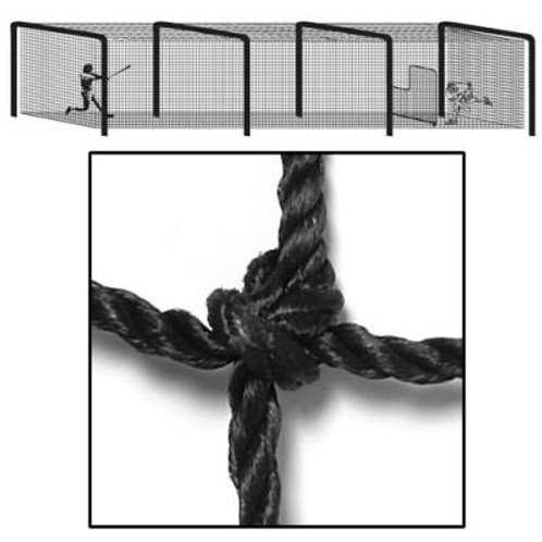 *All-Star Nylon Twisted/Knotted Batting Tunnel Net