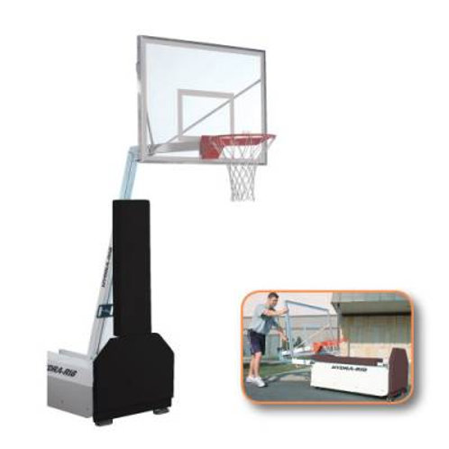 *Spalding Fastbreak 940 Portable Basketball SKU# 1048223