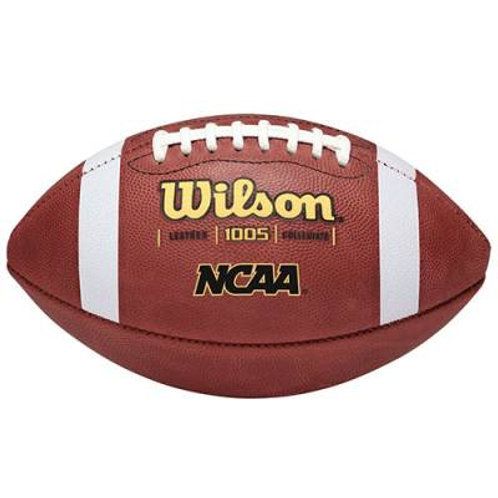 *Wilson® NCAA® 1005 Traditional Official-Size SKU# 3F1005R
