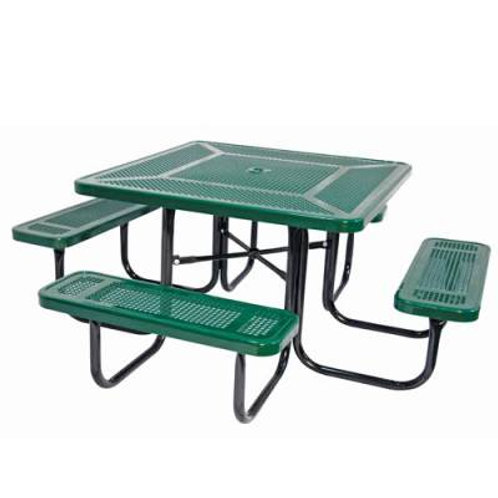 """46"""" Square and Round Tables SKU# 1275483"""
