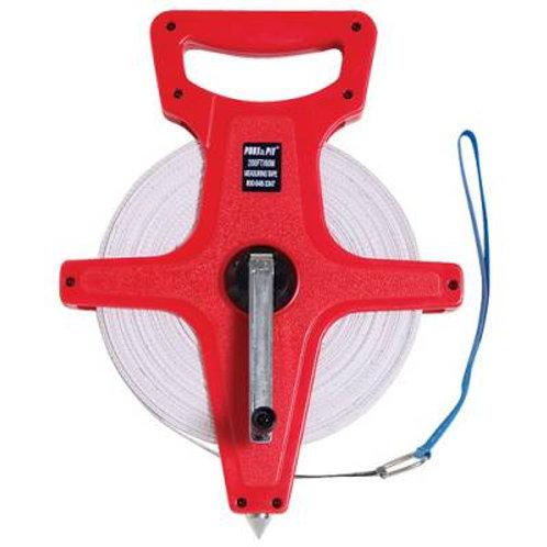 *Alumagoal Fiberglass Measuring Tapes SKU# MSTAP330