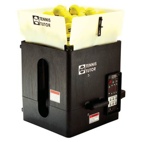 Tennis Tutor Plus Battery Powered Only with Remote SKU# 1395051